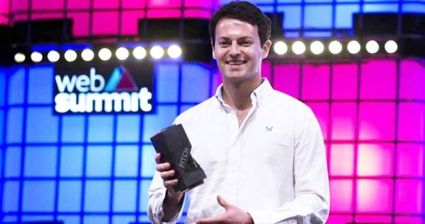 Wayve é a start-up vencedora da competição de pitchs do Web Summit